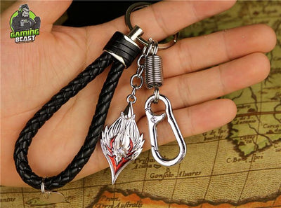World of Warcraft Tribal Alliance Sign Zinc Alloy Keychain