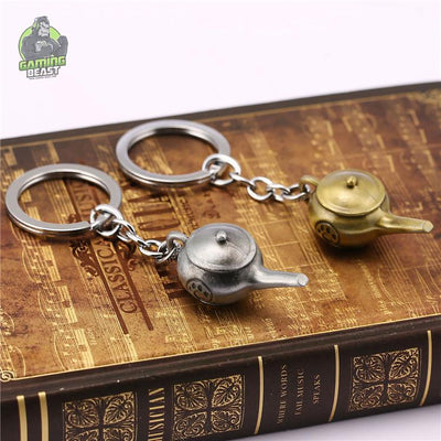 Limited Edition World of Warcraft Teapot Key Ring Ornament