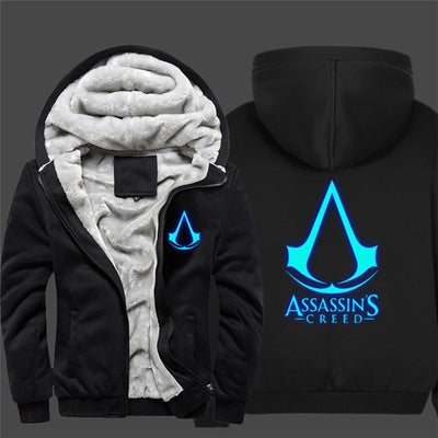 New Exclusive Assassin's Creed | Glow At Night Hoodies
