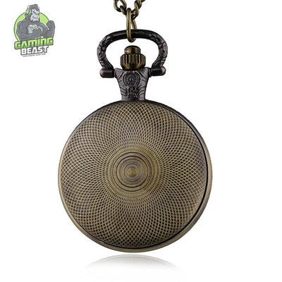 The Limited Edition Overwatch Pocket Watch