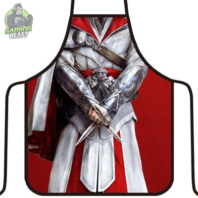 Assassin's Creed Creative Novelty Pinafore