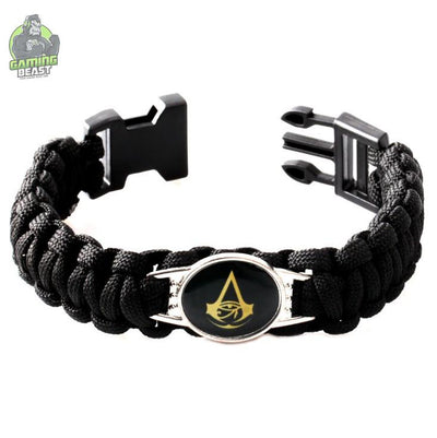 The Limited Edition Assassin's Creed Braided Bracelet