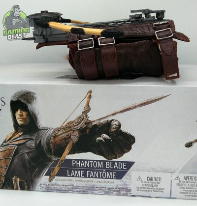Limited Edition Assassin's Creed Sleeve Arrow Toy