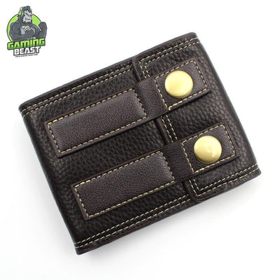 The Legend of Zelda Men Vintage Short Wallet