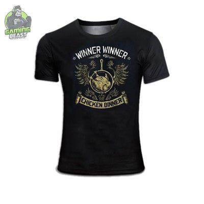 PLAYERUNKNOWN'S BATTLEGROUNDS Cotton T-shirt