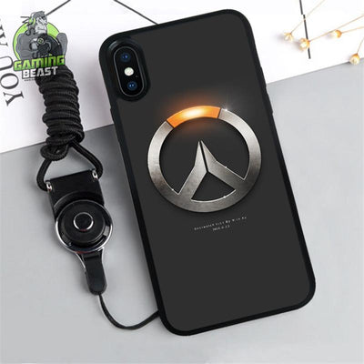 Limited Edition Overwatch Phone Case for IPhone