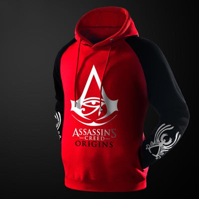 LIMITED EDITION - ASSASSIN'S CREED ORIGINS HOODIE