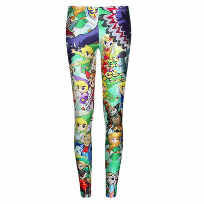 Zelda Women Pants