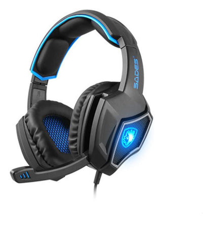 Glitter Stereo Gaming Computer Gaming Headphone
