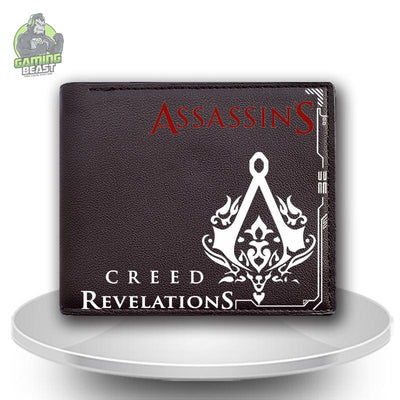 Assassin's Creed Dogma Vogue Wallet