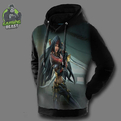 The Limited Edition League of Legends Vogue Hoodie