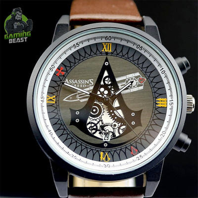 Nr.1 Top Seller Limited Edition Assassin's Creed Watch