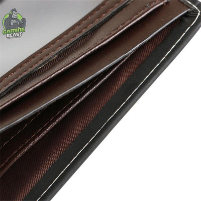World of Warcraft Tribal Union Sign Leather Wallet