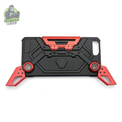 Game Alloy Handle Stand Mobile Shell for IPhone