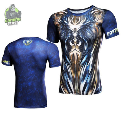 World of Warcraft Alliance Slim Casual T-shirt