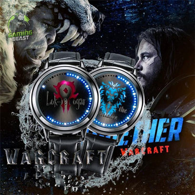 World of Warcraft Collector's Edition LED Waterproof Touch Watch