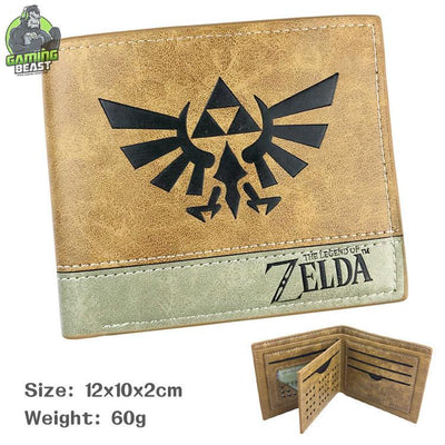 Limited Edition The Legend of Zelda Leather Wallet