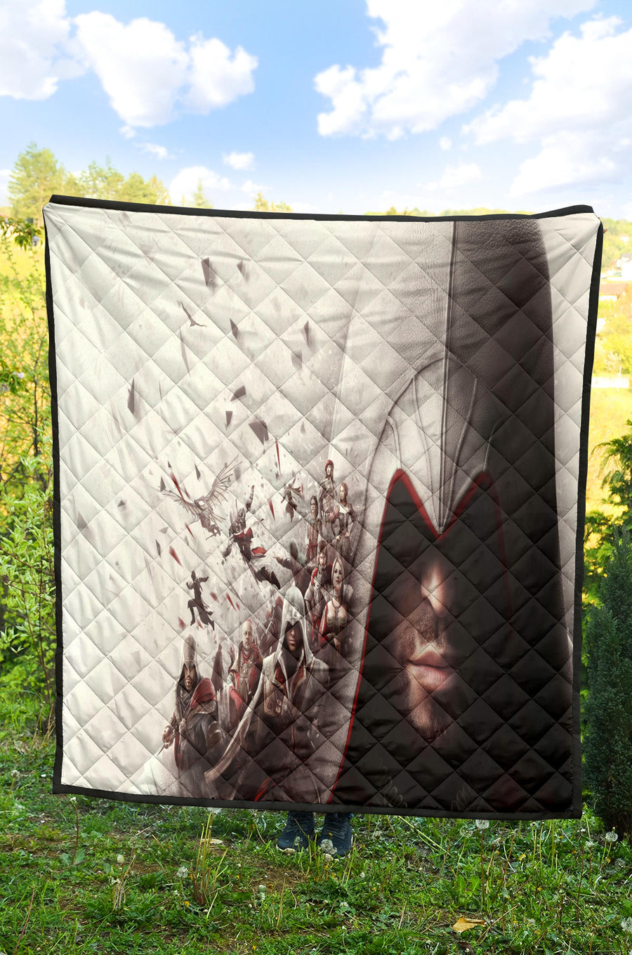 Assassin's Creed Ezio Premium Quilt