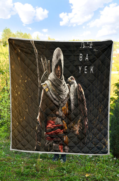 Assassin's Creed Bayek Premium Quilt