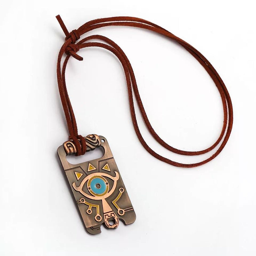 Limited Edition The Legend of Zelda Leather Necklace