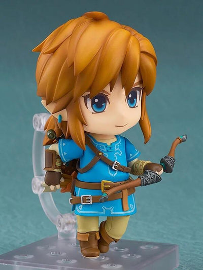 The Legend Of Zelda: Breath Of The Wild: Link Action Figure