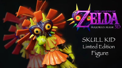 The Legend of Zelda Majora's Mask Figure - Original Limited Edition