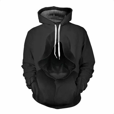 Exclusive Assassin's Dark Shadow Hoodie