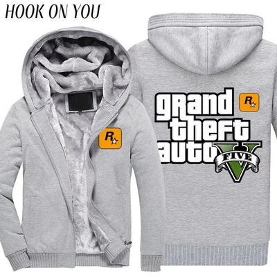Supersoft GTA V Hoodie - Limited Edition