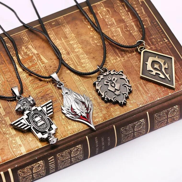 World Of Warcraft Necklace