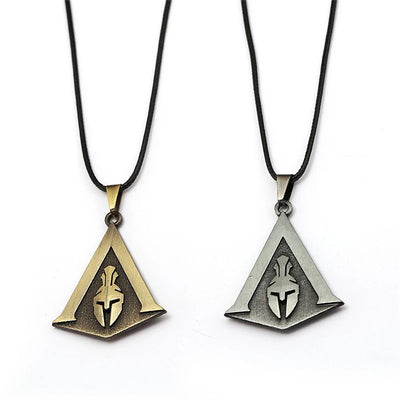 Assassin's Creed Odyssey Leather Necklaces & Pendants