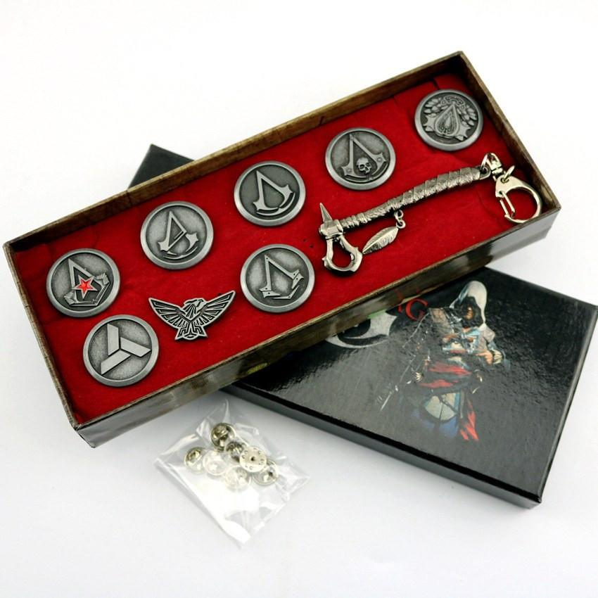 1. Top Seller - Assassin's Creed Jewelry Sets