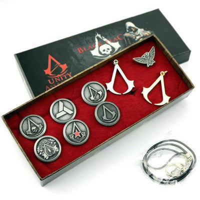 Top Seller - Assassin's Creed Jewelry Sets