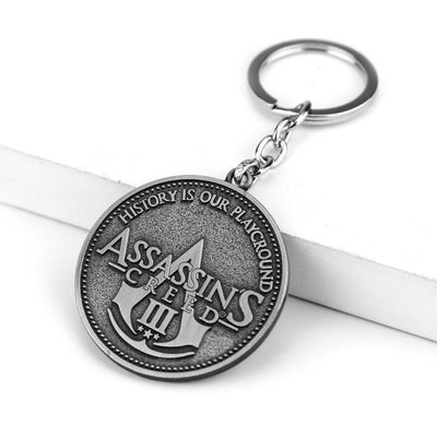 ASSASSINS'S CREED LIMITED EDITION KEYCHAIN