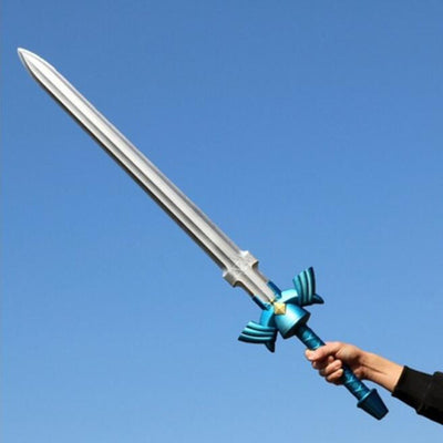 five styles 80cm sword art online SAO Zelda legend Kirigaya Kazuto Elucidator / Dark Repulser Hobbit 1:1 PU foam model