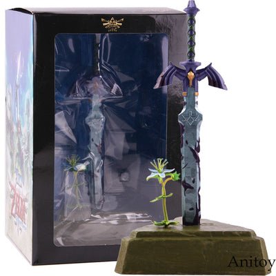 The Legend Of Zelda Breath of the Wild Master Sword Skyward Sword
