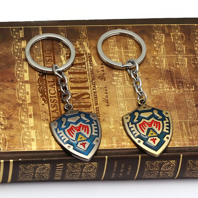 The Legend of Zelda Keychain