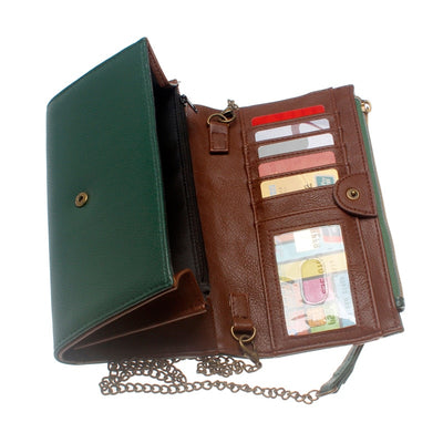 Legend of Zelda Wallet Women Purse Folding Handbag