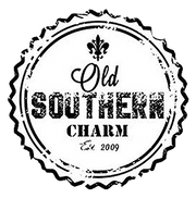 old-southern-charm-logo-custom-stationery-watercolor-invitations