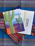 Cactus Themed Stationery || Mexican Fiesta Inspired Thank You Notes || Desert Inspired Stationery - Old Southern Charm