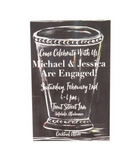 Chalk Mint Julep Invitations || Southern Cocktail Party Invitations || Kentucky Derby Inspiration - Old Southern Charm