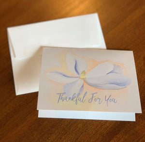 Sweet Magnolia Stationery - Old Southern Charm