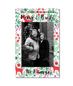 Holiday Otomi Christmas Photo Card - Old Southern Charm