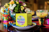 Margarita Toast Favor Box || Muchas Gracias Stickers || Mexican Fiesta Inspired Party Favor Box - Old Southern Charm