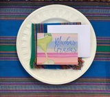 Margarita Toast Stationery || Mexican Fiesta Inspired Thank You Notes - Old Southern Charm