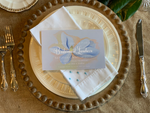 Sweet Magnolia Flower Invitation || Floral Invitation - Old Southern Charm