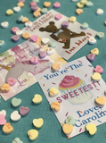 Theodore Valentine Cards For Boys || Valentine Note Cards - Old Southern Charm