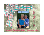 Plaid Jingle Bell Photo Cards