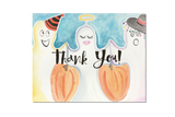 Ghost Party Stationery || Halloween Inspired Thank You Notes - Old Southern Charm