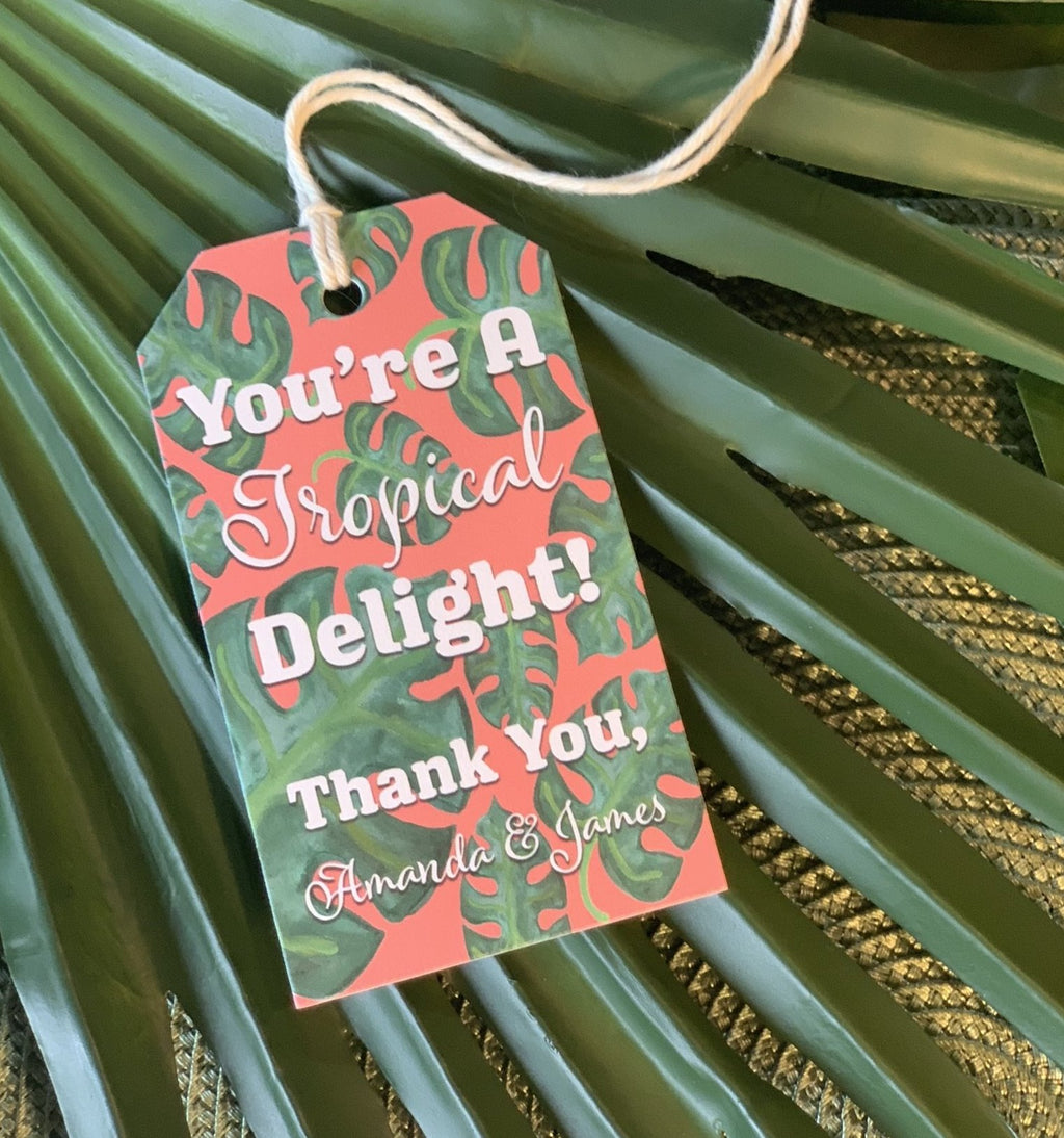 Paper Hanging Gift Tags