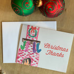 Holiday Hearth Stationery - Old Southern Charm